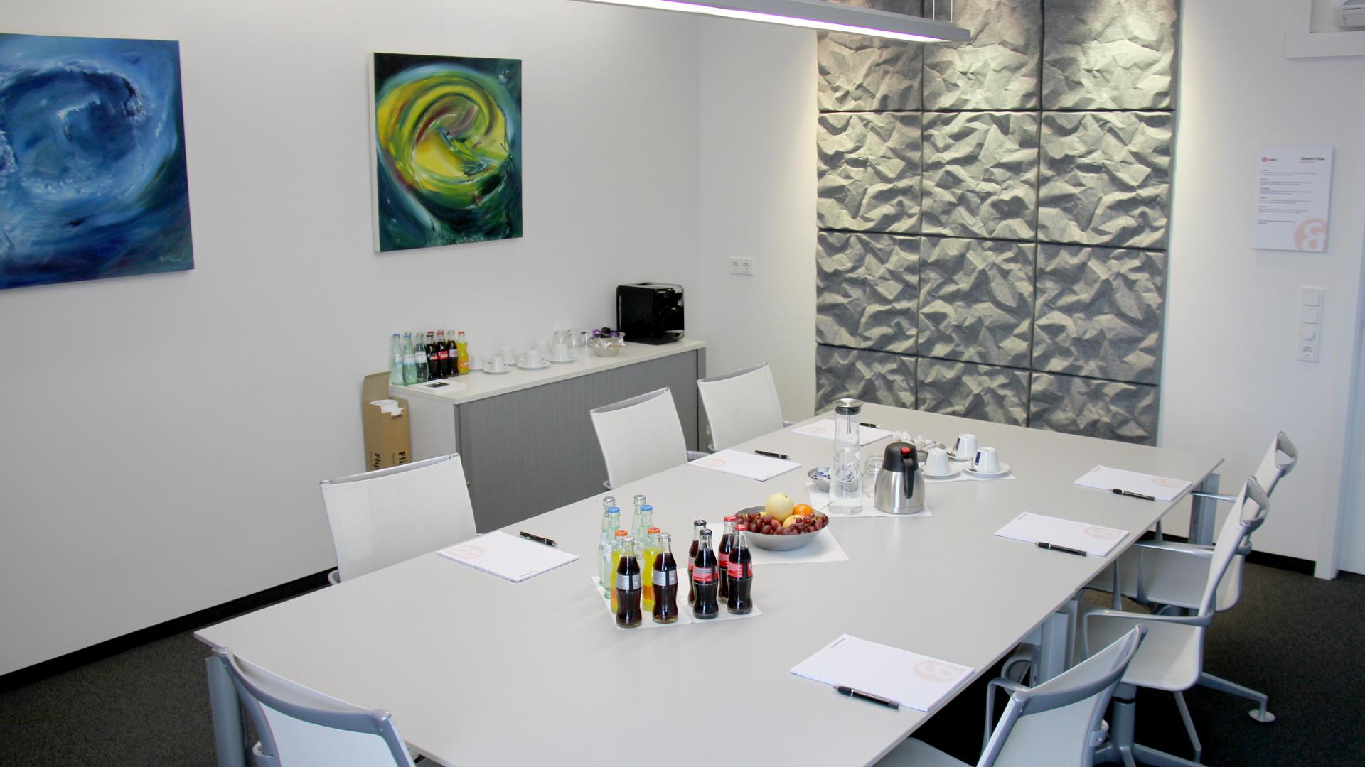 Raumvermietung Schulungsraum Berlin - Siewert & Kau Academy