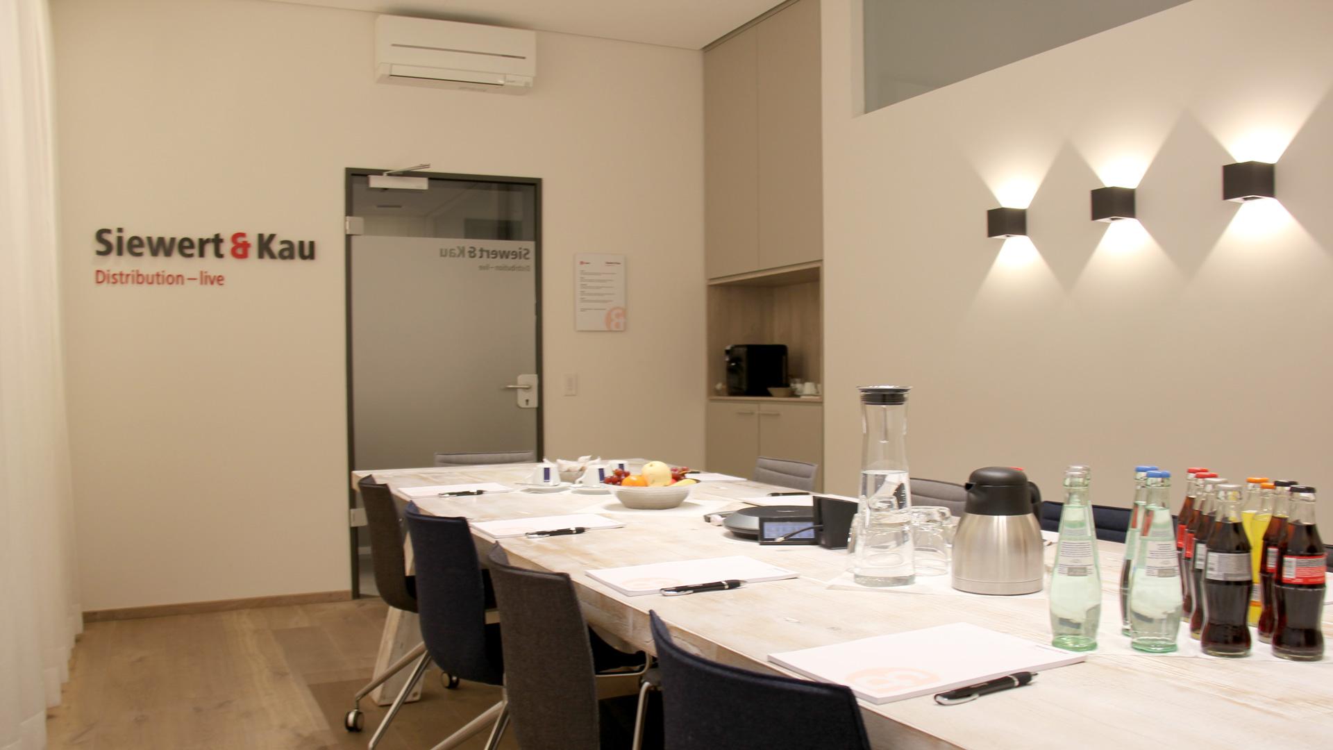 Siewert & Kau Academy - Raumvermietung Schulungsraum Bern 1
